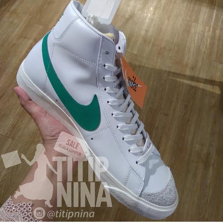 Jual Nike Blazer Mid 77 Vintage Lucid Green Kab. Bogor