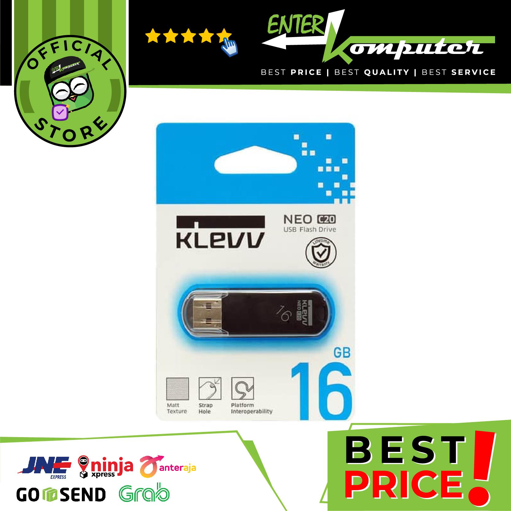 KLEVV NEO C20 16GB USB2.0 - U016GUR2-NB