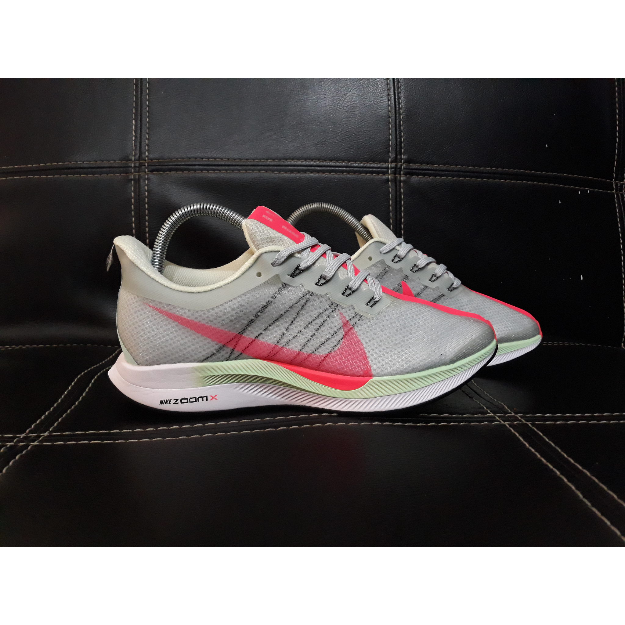 new styles 5d3e5 66710 Jual Nike Zoom Pegasus 35 Turbo Wolf Grey Hot Punch ...