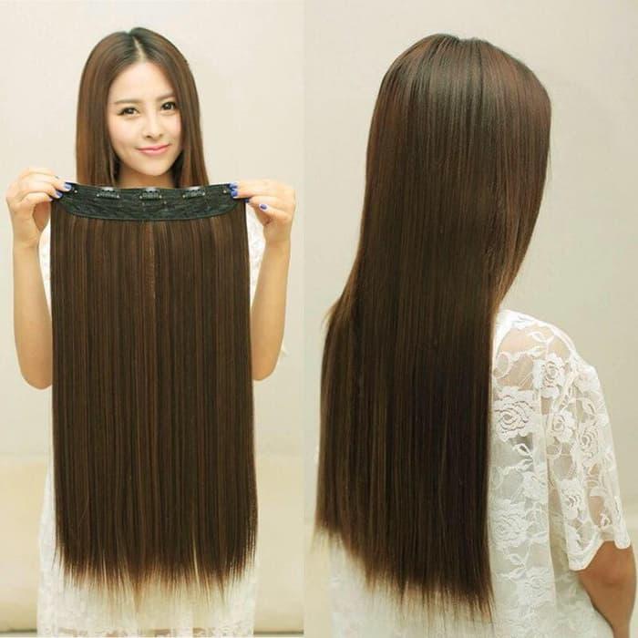 Hair Clip Big Layer Lurus Smoothing Hairclip KODE 8060A thumbnail