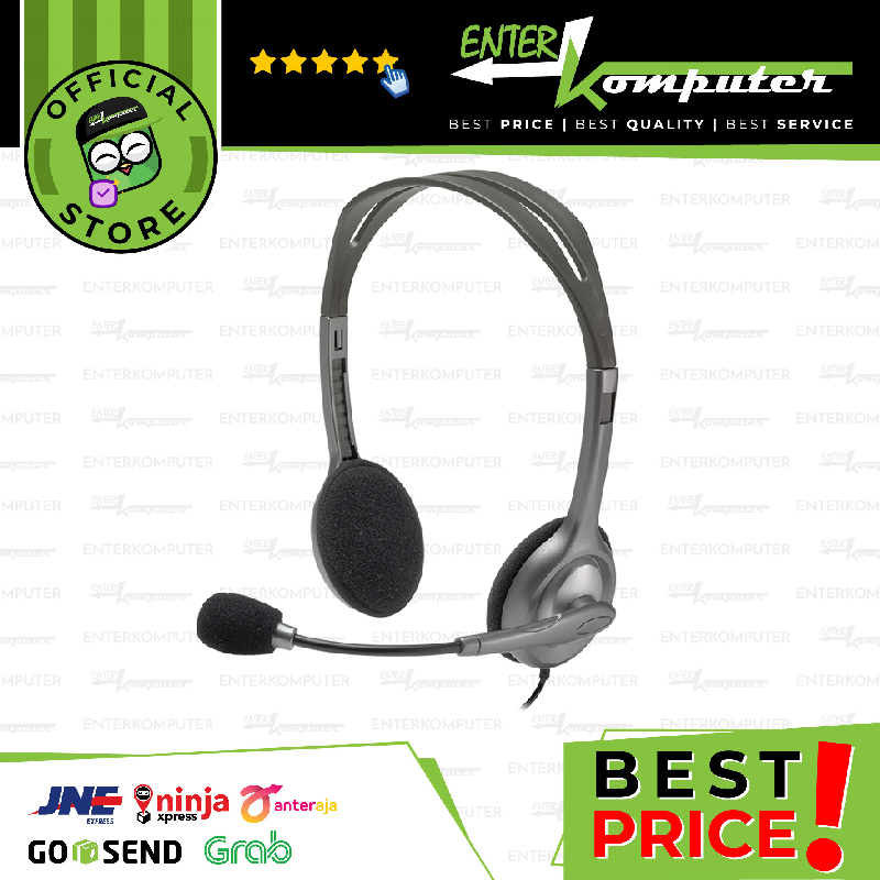 Logitech Notebook Headset H 110