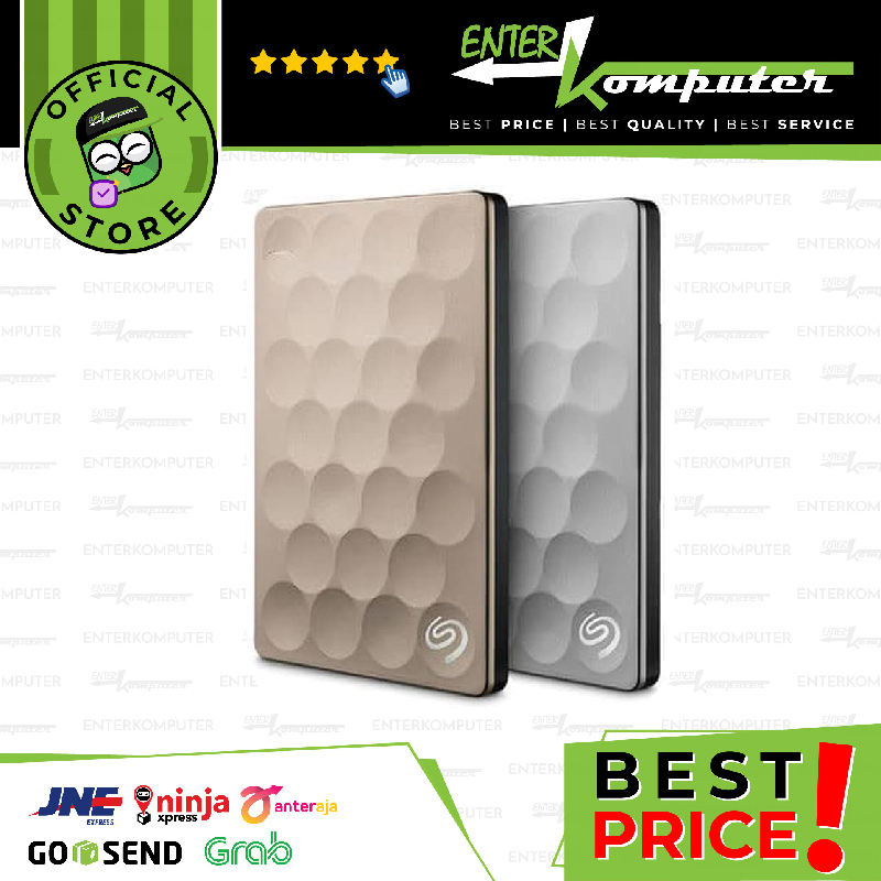 Seagate Backup Plus ULTRA SLIM 1TB USB 3.0