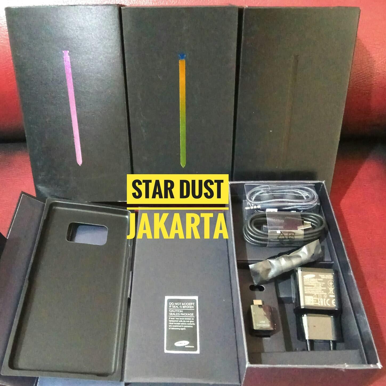 Jual Fullset Original dus box samsung galaxy Note 9 - Jakarta