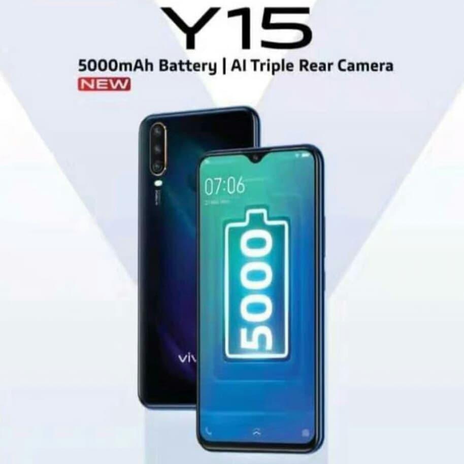Jual HP VIVO Y15 RAM 4/64GB - VIVO Y15 4/64 GB