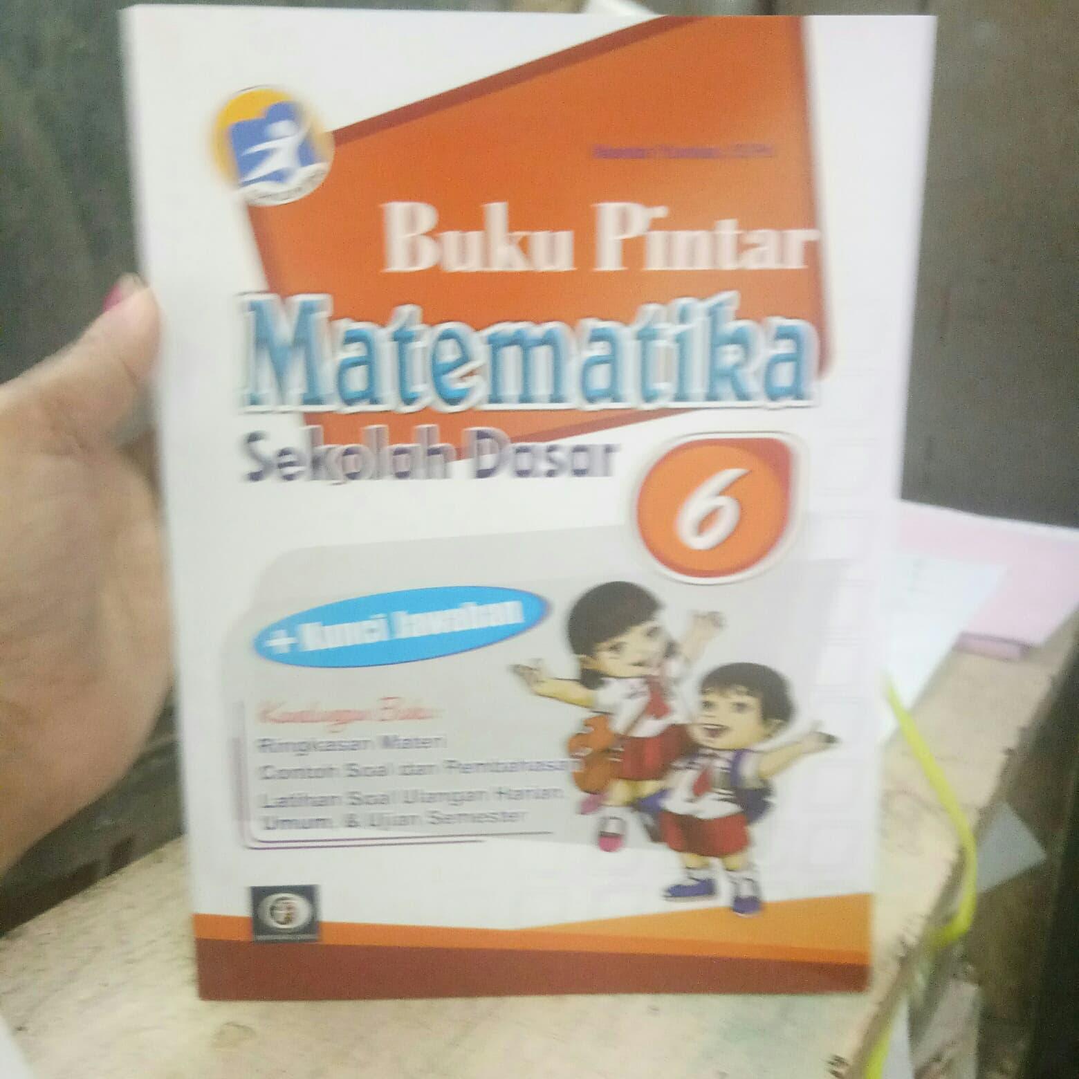 Kunci Jawaban Matematika Kelas 5 Penerbit Quadra