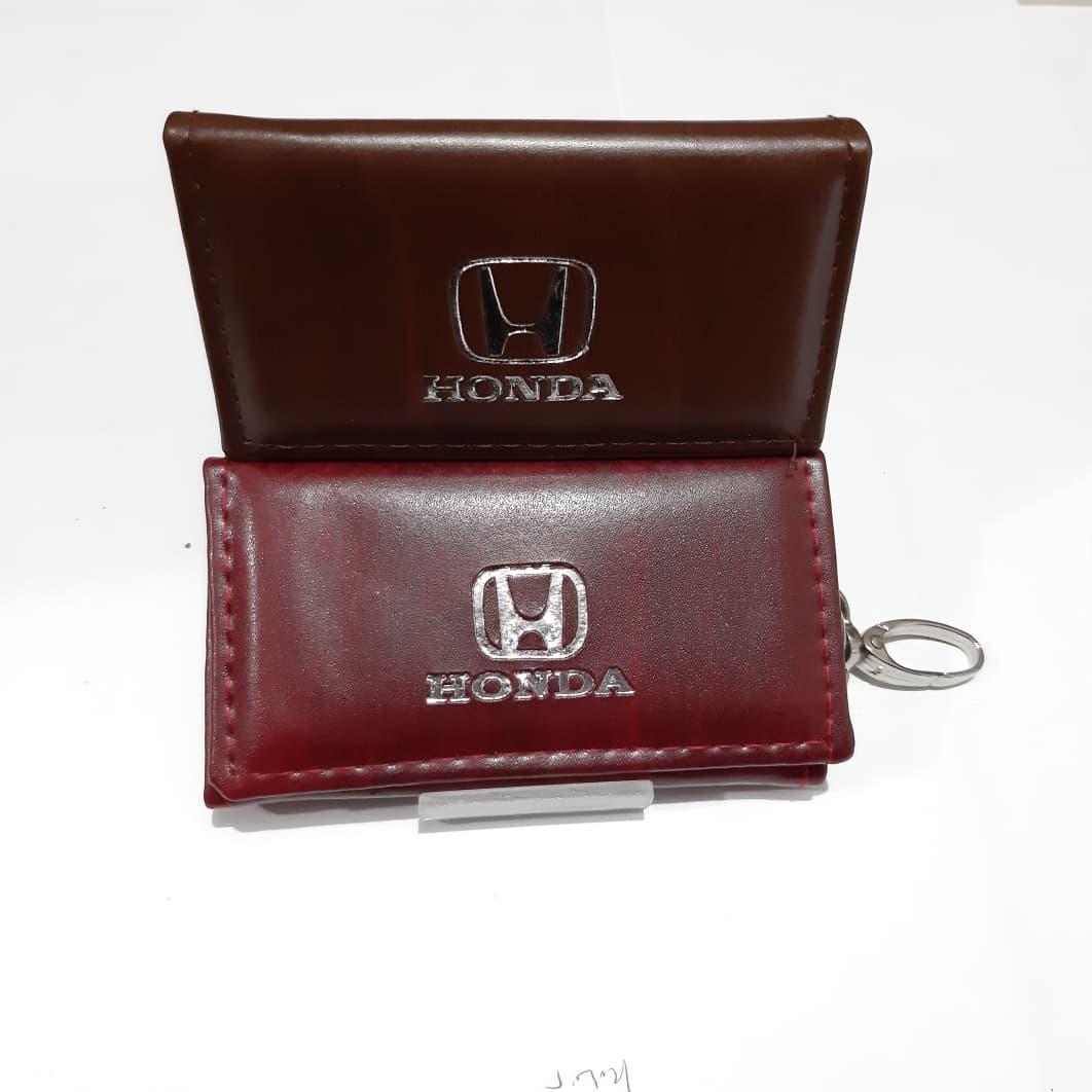 Jual gantungan kunci dompet stnk motor dan mobil logo honda premium murah - Kota Bekasi - ozon clothing | Tokopedia