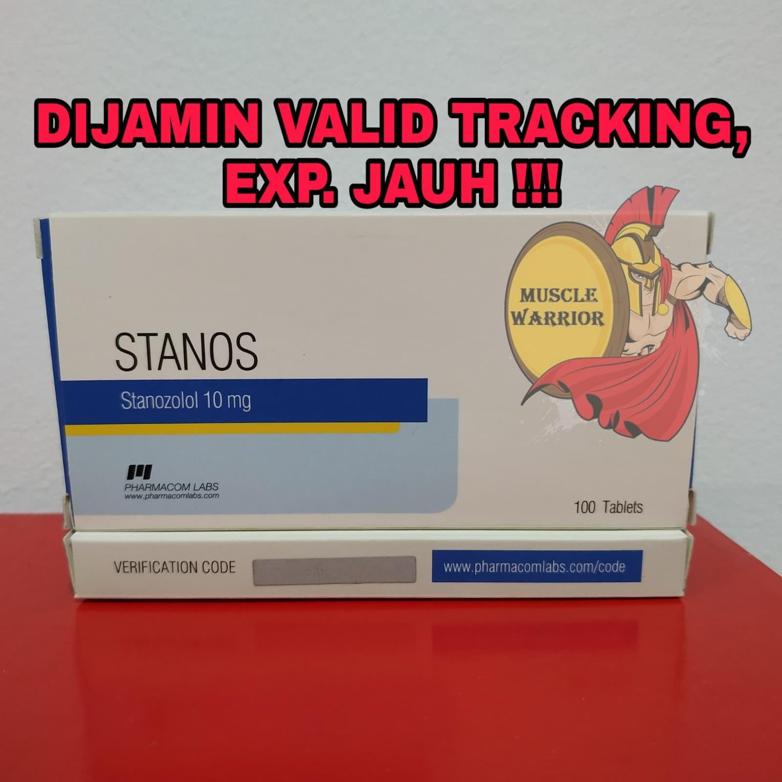 Jual STANOS PHARMACOM LABS 10 mg x 100 tabs