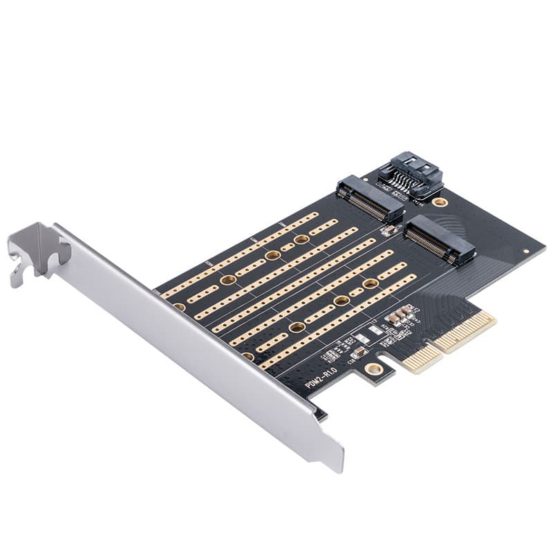Orico PDM2 Dual M.2 NVME to PCI-E 3.0 X4 Expansion Card