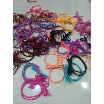 Ikat rambut karet atau gelang 2