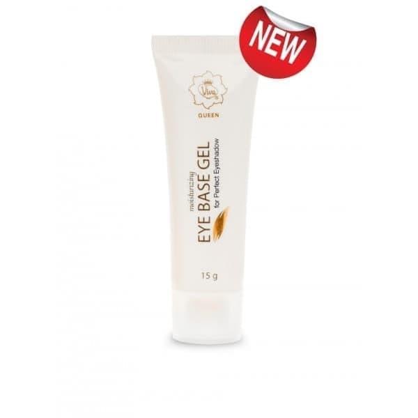viva queen moisturizing EYE BASE GEL 15 g for perfect eyeshadow thumbnail