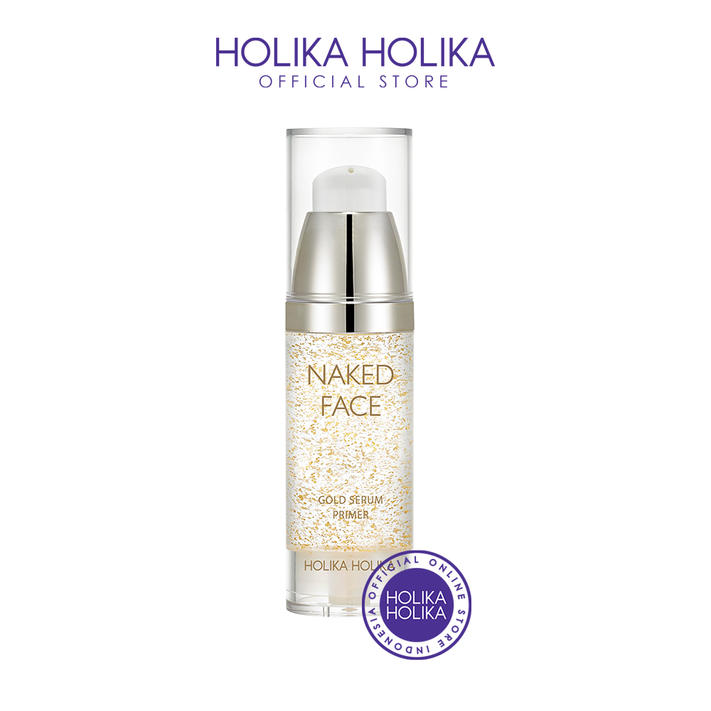 Holika Holika Naked Face Gold Serum Primer thumbnail
