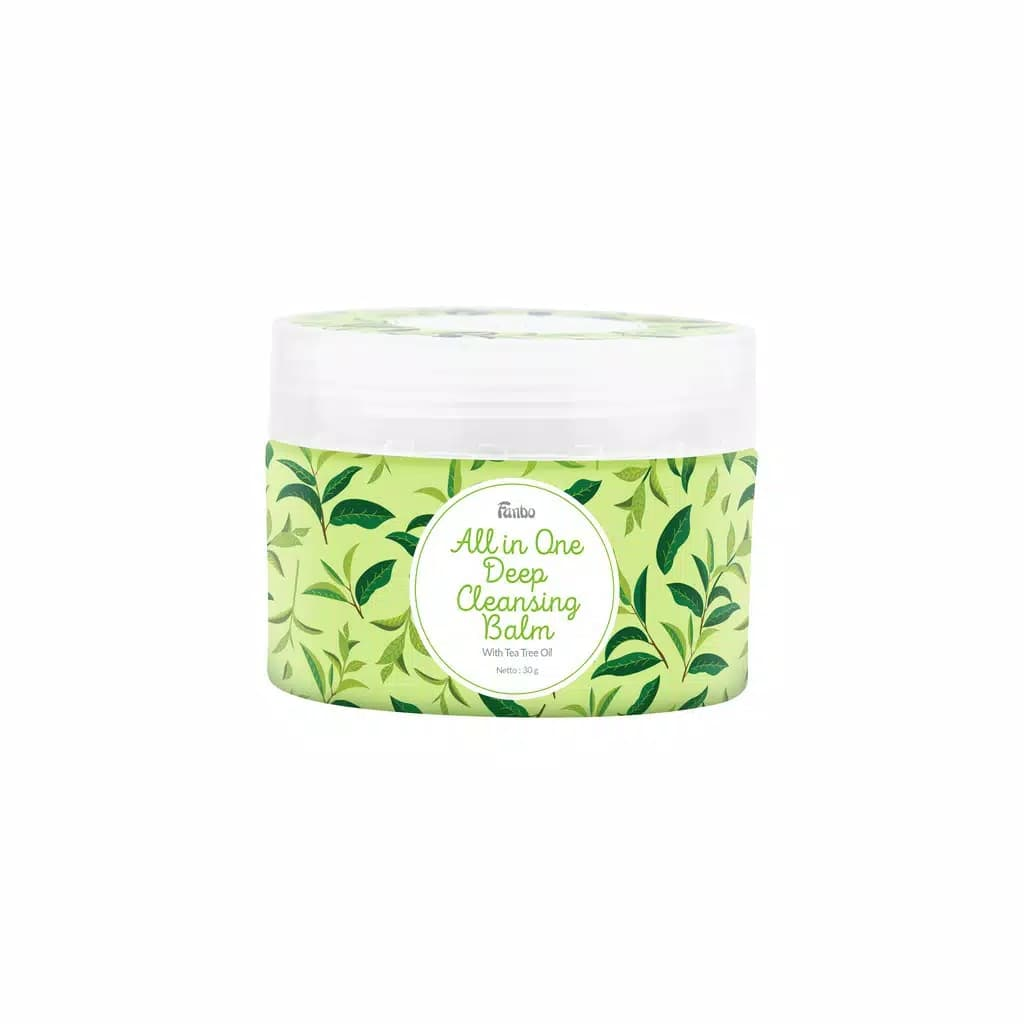 Fanbo All in one deep cleansing balm with tea tree oil thumbnail