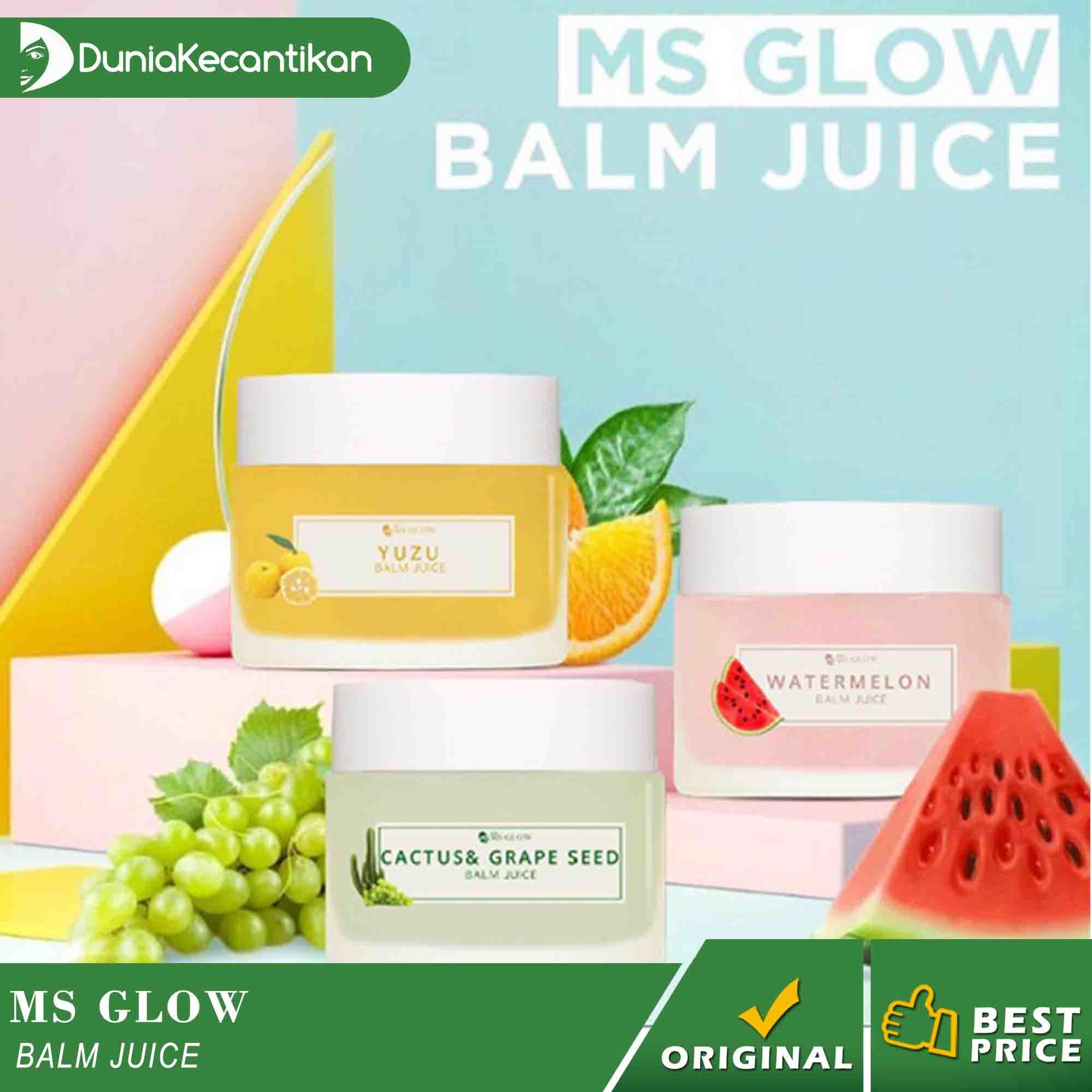 MS Glow Balm Juice Original Cleansing Balm Juice MSGlow - Balm Juice thumbnail