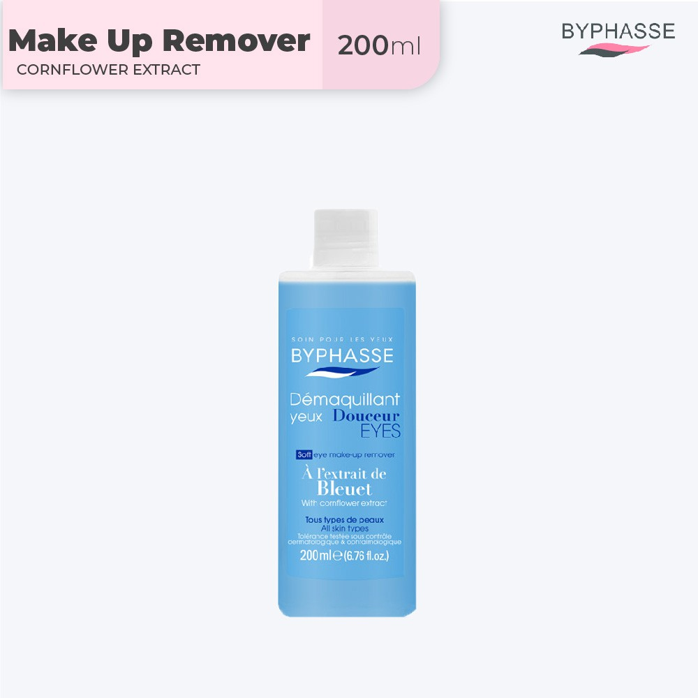 Byphasse Soft Eye Make Up Remover - 200ml thumbnail