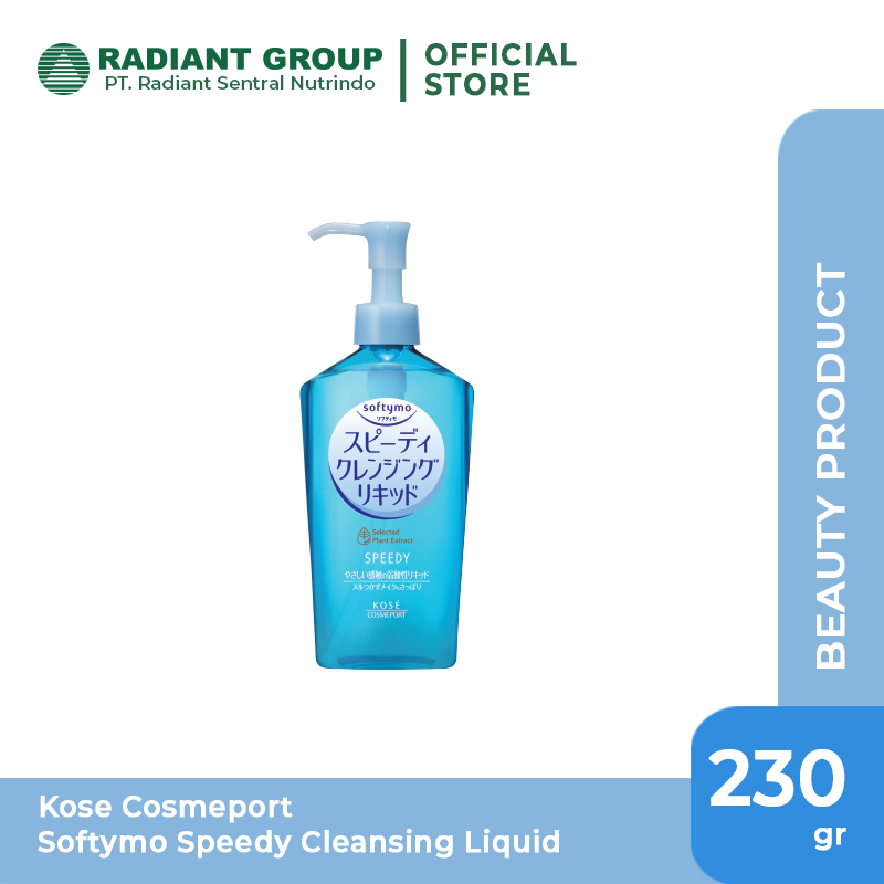 Kose Cosmeport - Softymo Speedy Cleansing Liquid 230 ml thumbnail