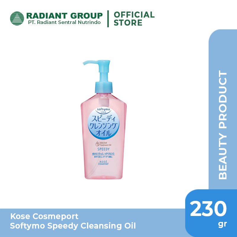 Kose Cosmeport - Softymo Speedy Cleansing Oil 230 ml thumbnail
