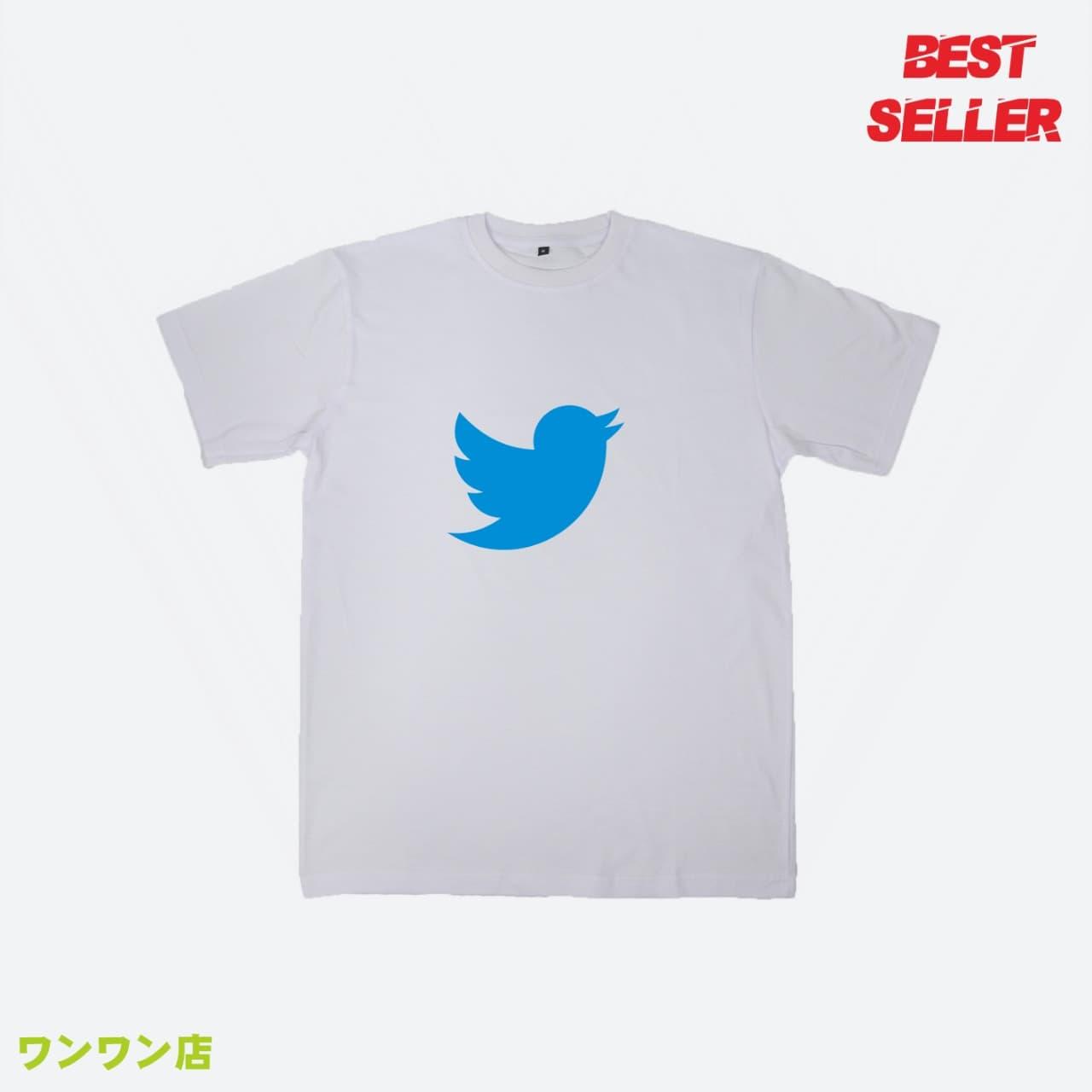 Home Sauna Kits Since 1974 kaos logo twitter - putih m