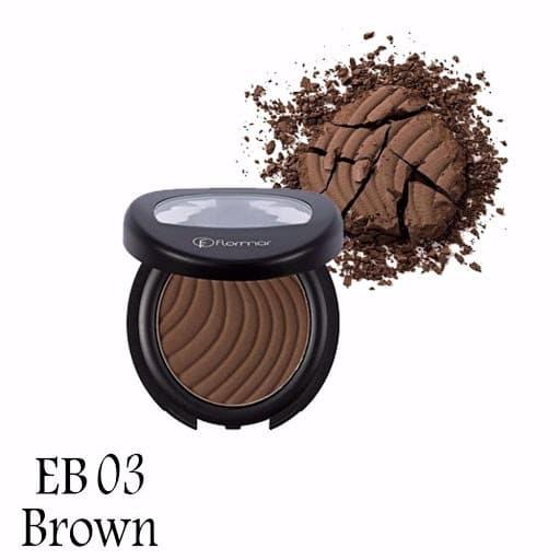 Flormar EYEBROW SHADOW-EB03 BROWN thumbnail