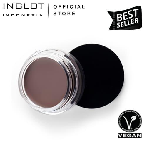 INGLOT AMC Brow Liner Gel 17 Natural Brown - Produk Alis Waterproof, 2 thumbnail