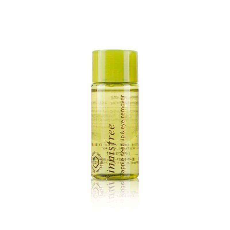 INNISFREE Apple Seed Lip & Eye Makeup Remover 15 ml TRIAL SIZE thumbnail