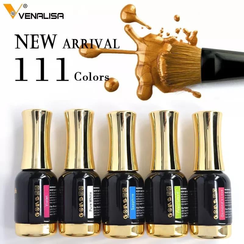 Kutek Gel Nail Polish Venalisa Colour Nail Gel polish 12 ml thumbnail