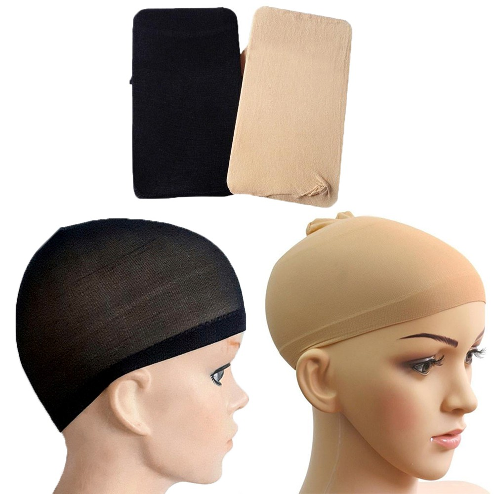 WIG CAP HAIR NET UNTUK PAKAI WIG MODEL STOCKING (TANPA KEMASAN) thumbnail