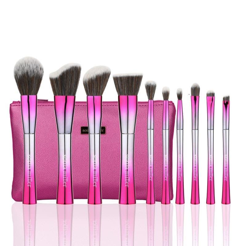 Sonia miller SBS010-10 Chromatic Glam Brush Set thumbnail
