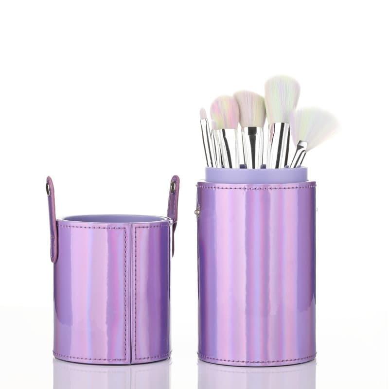 Sonia Miller SBS005-6D purple hologram w matching unicorn brush set thumbnail