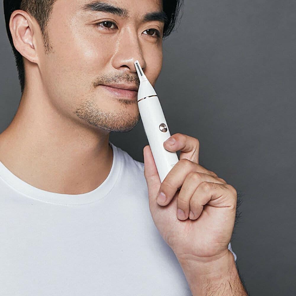 Xiaomi SOOCAS Alat Cukur Bulu Hidung & Alis Elektrik Nose Trimmer N1 thumbnail