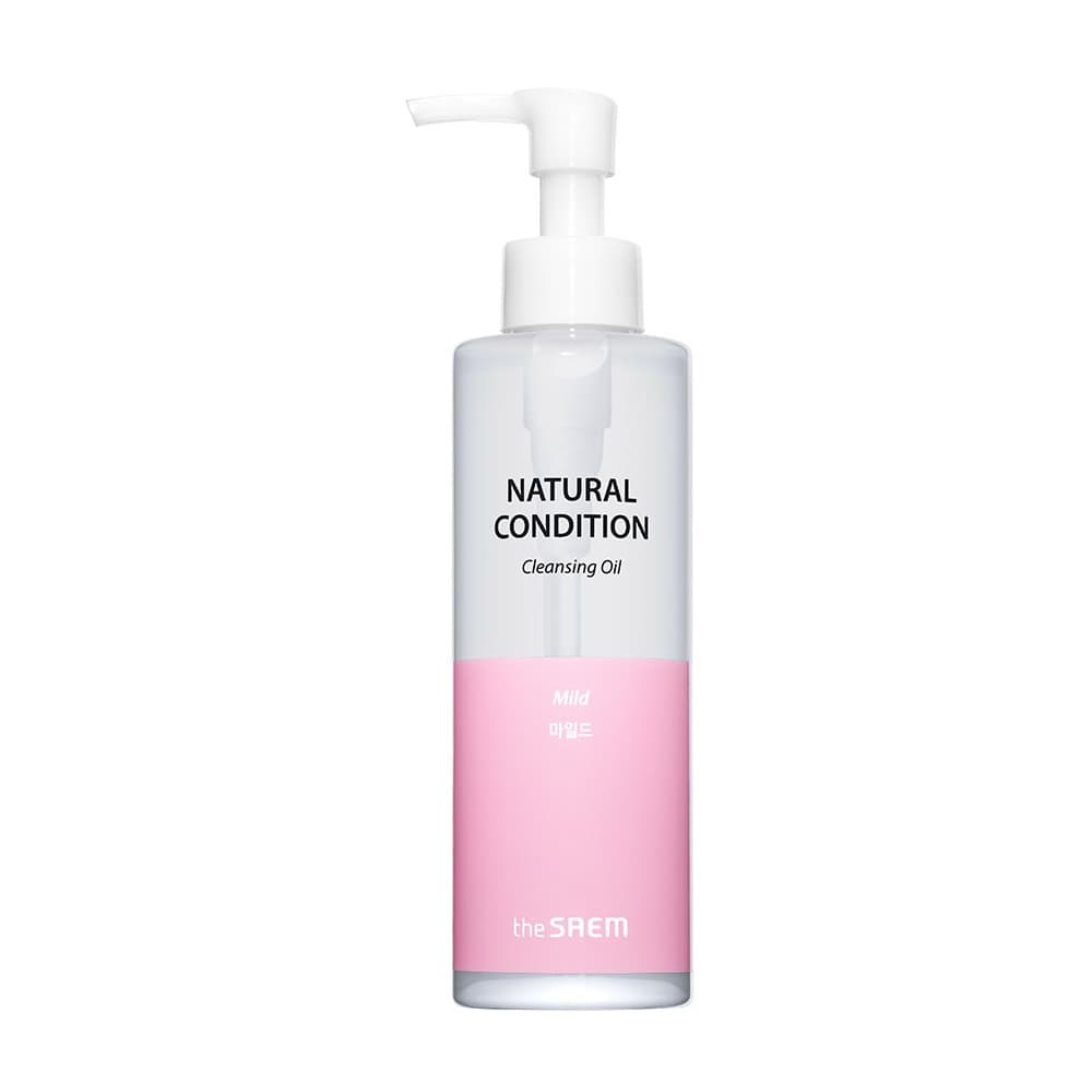 The Saem Natural Condition Cleansing Oil [Mild] [New] thumbnail