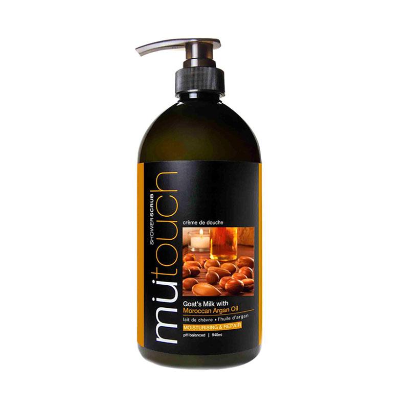 Mutouch Scrub Argan Oil & Walnut 940Ml thumbnail