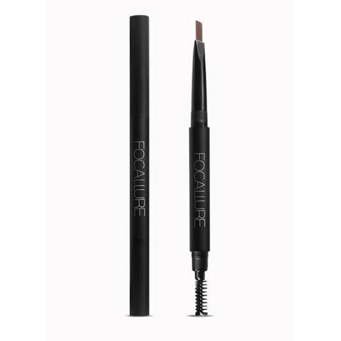 Bpom Focallure Fa18 Eyebrow Pencil Matic Auto Brows Pen 1gr 02 Brown Pensil Alis Keelokan Com