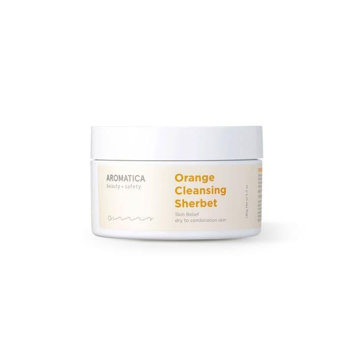 Orange Cleansing Sherbet Aromatica 180 g thumbnail