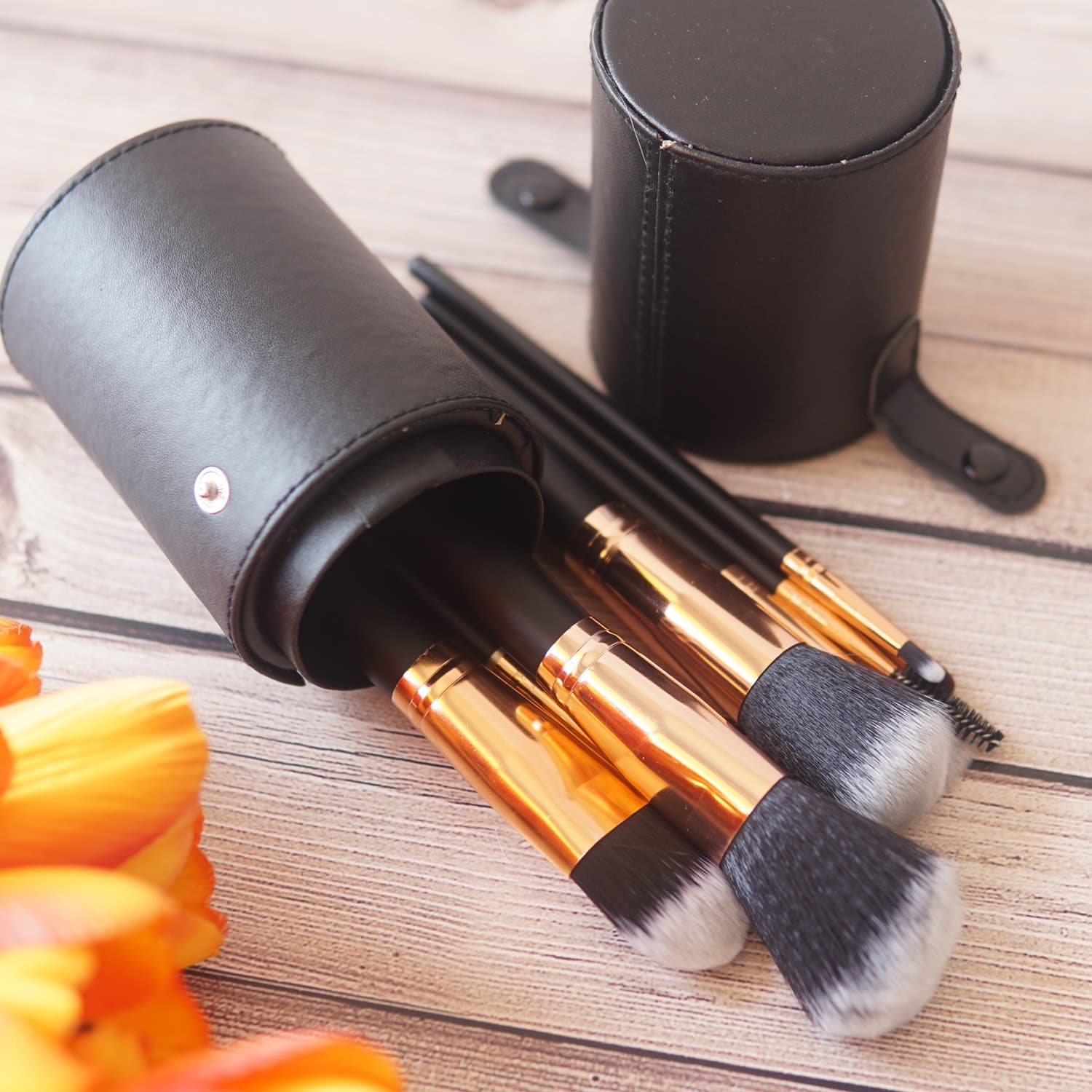 MAKE UP BRUSH KUAS TABUNG MAKE UP BRUSH SEKOLAH MAKE UP thumbnail