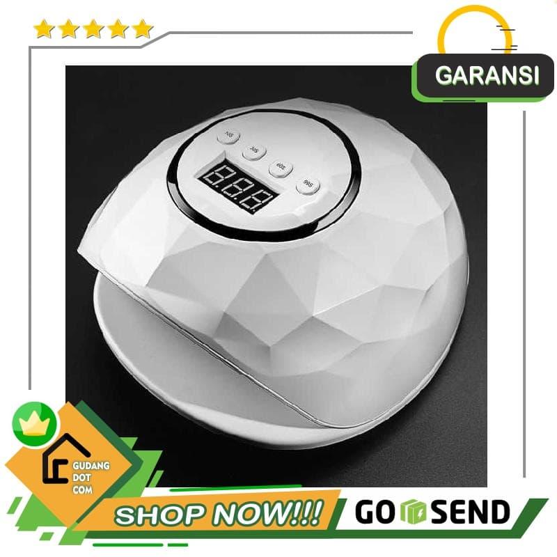 XIXI Pengering Kutek Kuku UV LED Nail Dryer 72W - LJ-F6-W thumbnail