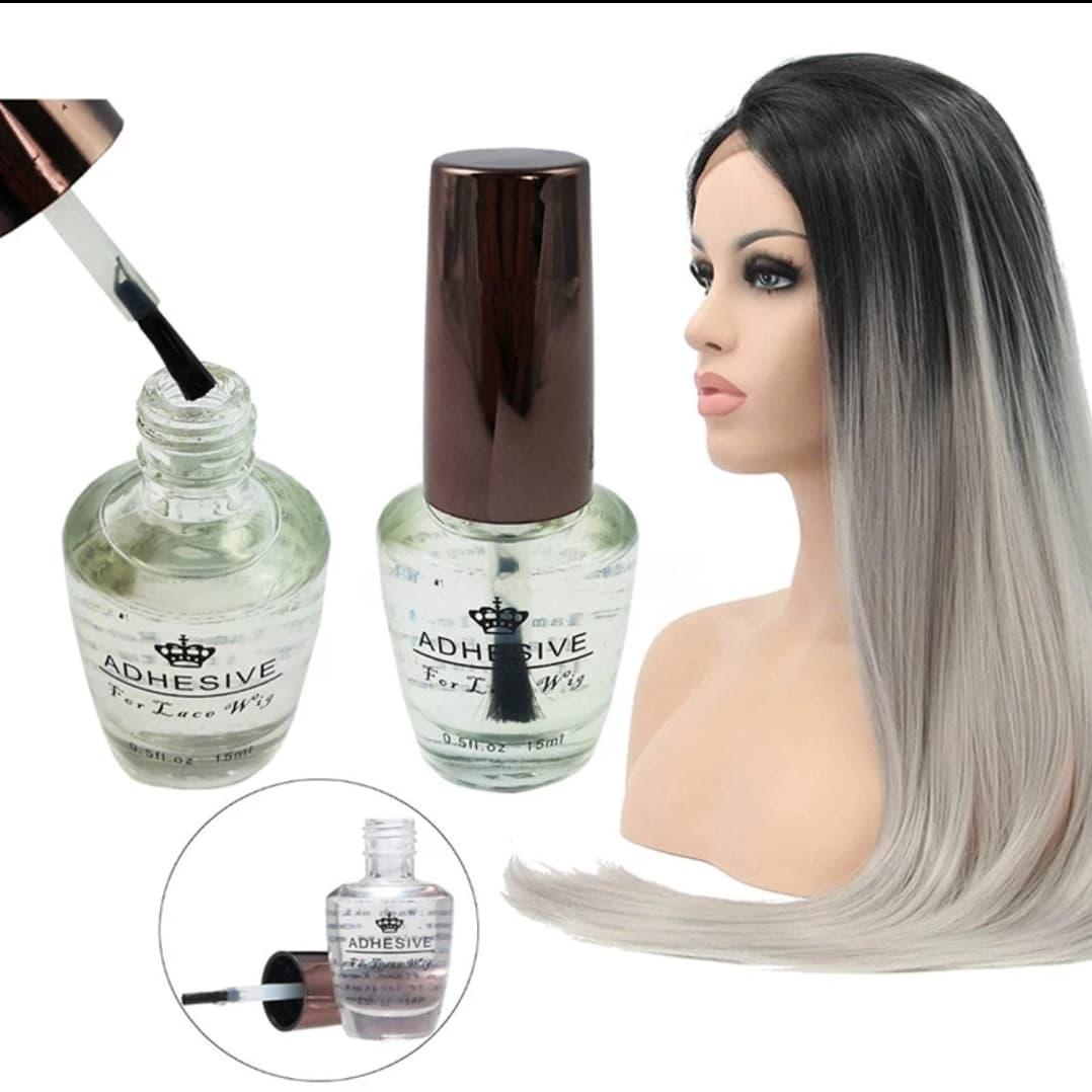 lem adhesive hair Toupee dan wig Lem Toupee Glue Toupee Adhesive thumbnail