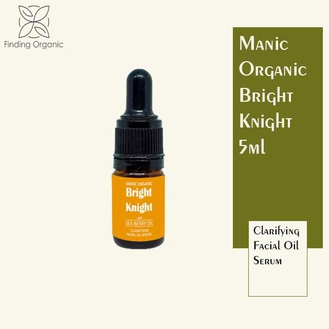 Manic Organic Bright Knight Clarifying Facial Oil Serum thumbnail