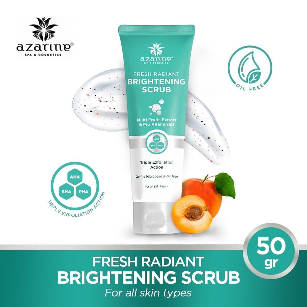 Azarine Fresh Radiant Brightening Scrub 50 gr thumbnail