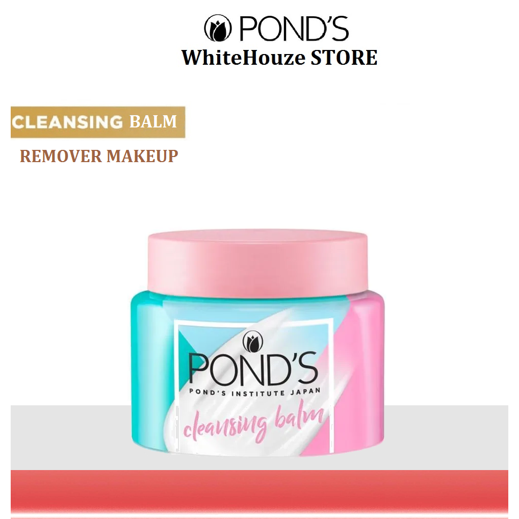 Ponds Makeup Remover Cleansing Balm 44Ml thumbnail