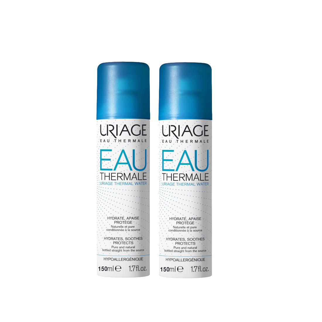 Uriage Double Thermal Water Spray 150 ml thumbnail