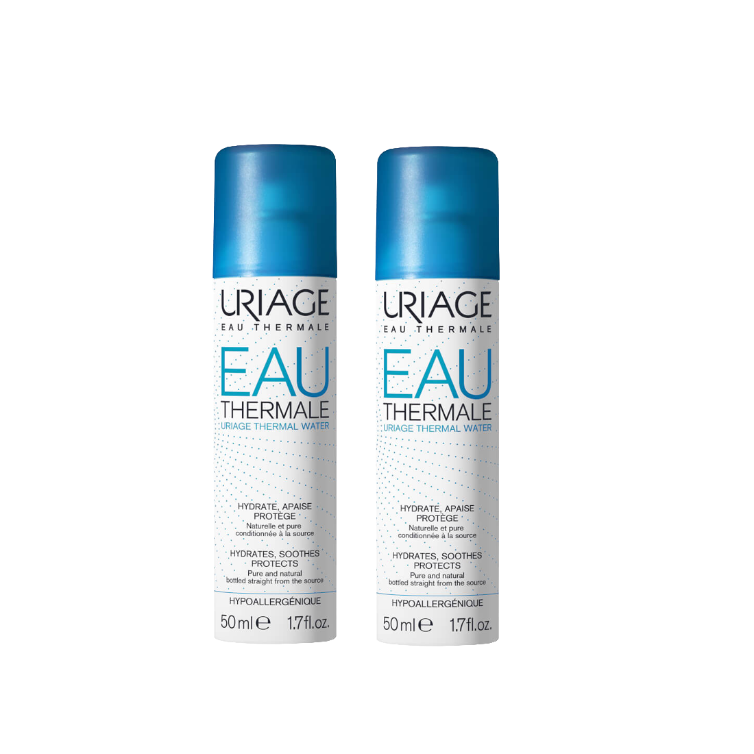 Uriage Double Thermal Water Spray 50 ml thumbnail