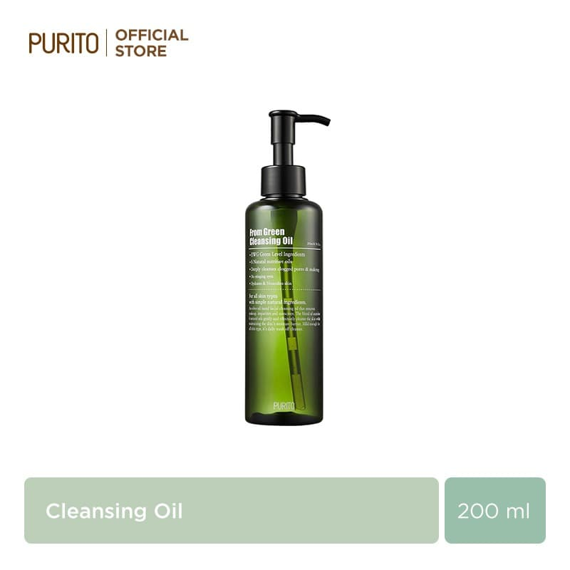 PURITO From Green Cleansing Oil thumbnail