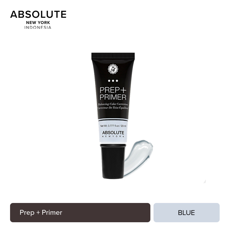 Absolute New York Prep & Primer Color Correcting - Biru thumbnail