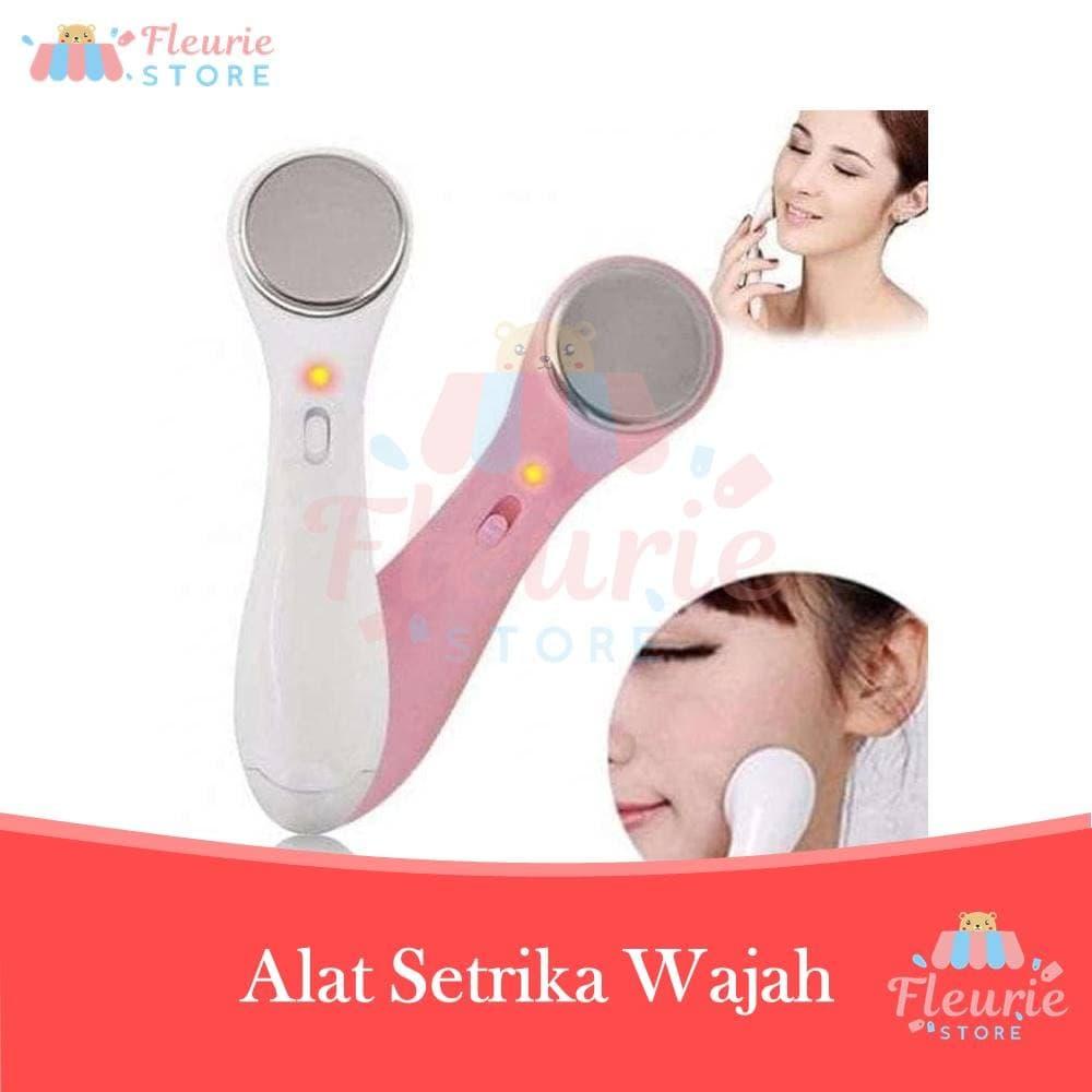 Alat Setrika Wajah Kecantikan - Ion Face Massager - Skin Massage thumbnail