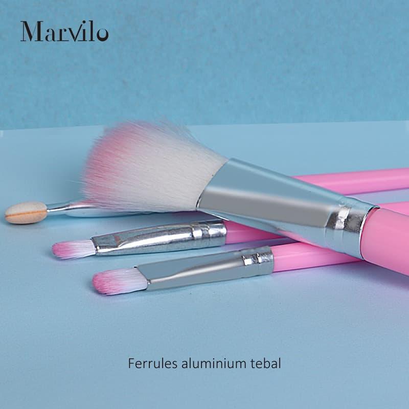 Marvilo Make Up Brush Set 5PcS 2