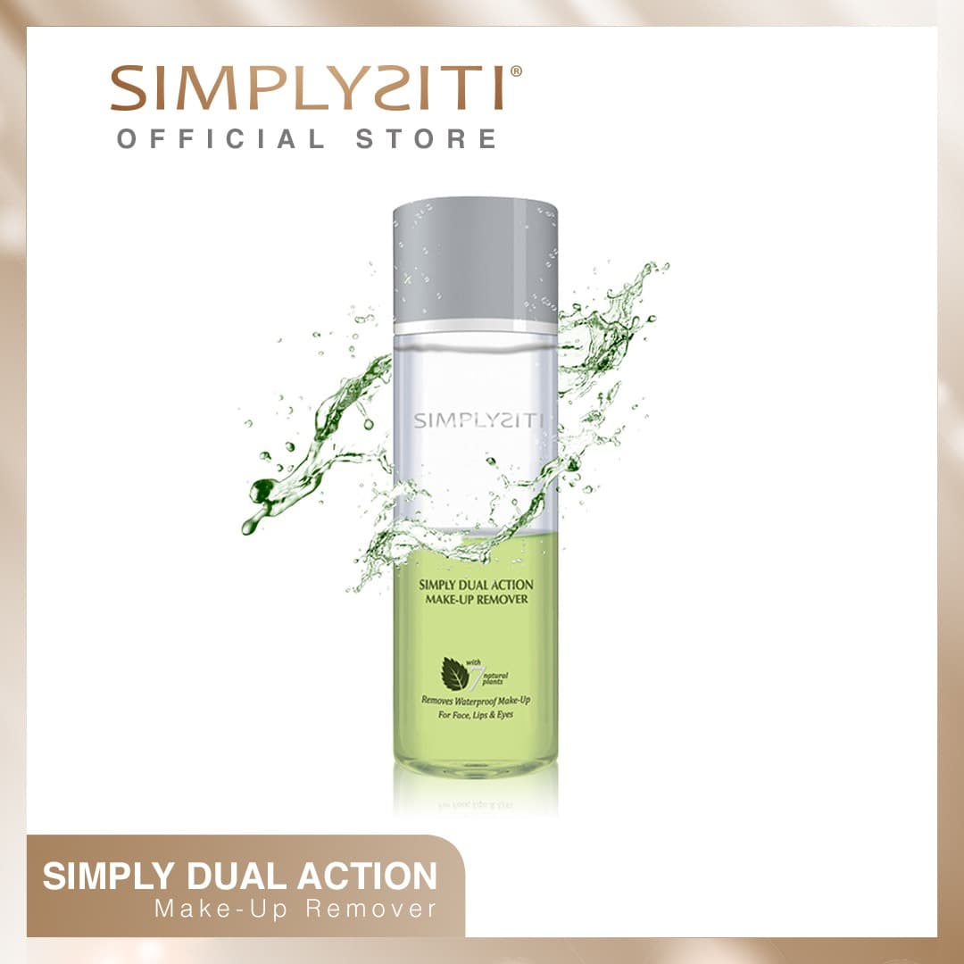 Simply Dual Action Make-Up Remover MUR01 thumbnail