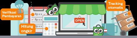 Buka Toko / Online Shop Gratis di Tokopedia