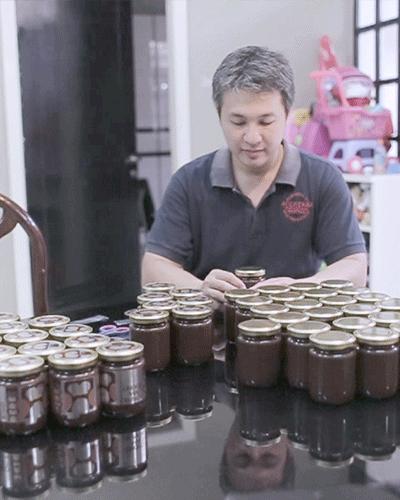 Herry Surya - Mt.Zion Chocolatier