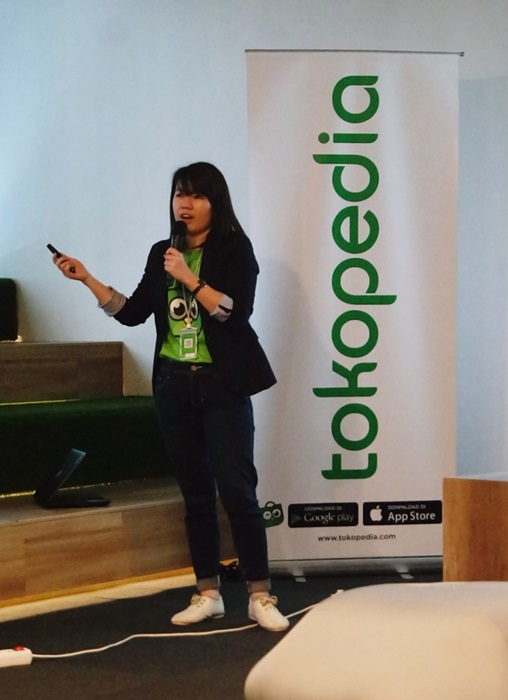 Tokopedia MeetUp: Komunitas Melek Internet Indonesia
