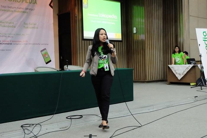 Tokopedia MeetUp: Bisnis Itu Bukan Magic, Ciptakan Peluangmu